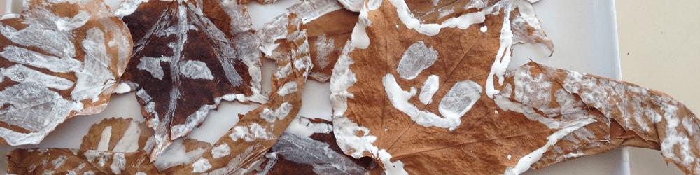 Pintamos hojas